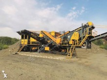 Fabo USINE DE CONCASSAGE ET CRIBLAGE MOBILE MCK-65 | CRUSHING SCREENING PLANT FOR HARD STONE