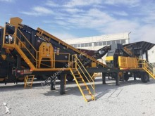 Fabo MTK-65 mobile concassage et criblage tertiaire fabrication de sable | mobile tertiary crushing & screening plant reday in stock