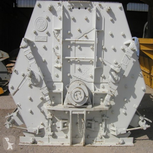 View images Nc MFI600P crushing, recycling