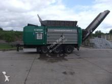Komptech crushing, recycling