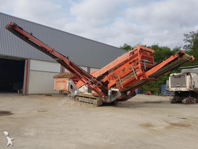 Concassage, recyclage Sandvik QA 140