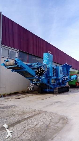 View images Terex Pegson 866 crushing, recycling