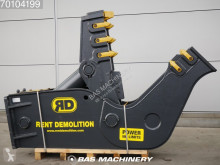 britadeira, reciclagem Rent Demolition D23 New pulveriser - suit 30-45 ton excavator - crusher