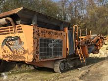 britadeira, reciclagem trituração Rockster