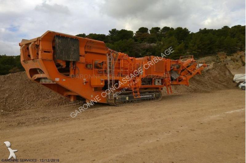 Concassage, recyclage Sandvik QI 441