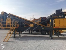 Fabo MTK-65 USINE DE CONCASSAGE ET CRIBLAGE MACHINE DE SABLE MOBILE|PRET EN STOCK|MOBILE CRUSHING&SCREENING PLANT|CRUSHER MAKING SAND
