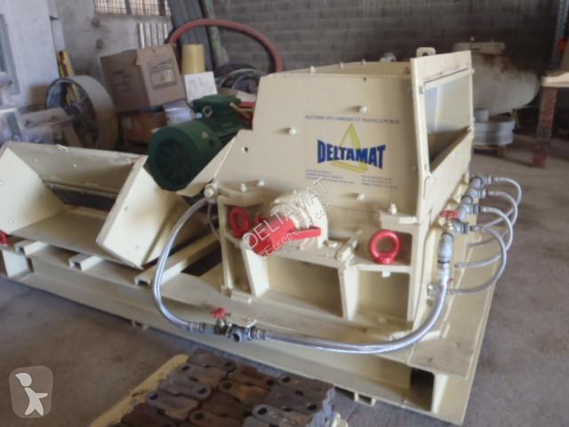 Vedeţi fotografiile Concasare, reciclare Neyrtec BM10