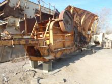 britadeira, reciclagem Dragon Machinery MR65