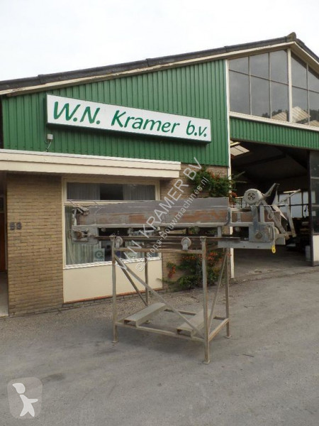 View images Nc ONBEKEND - Kistenvuller crushing, recycling