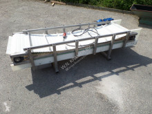 concasare, reciclare n/a Ontwateringsband RVS frame 220x55cm
