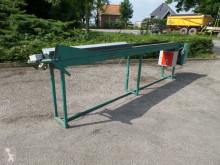 tweedehands breken, recyclen transportband