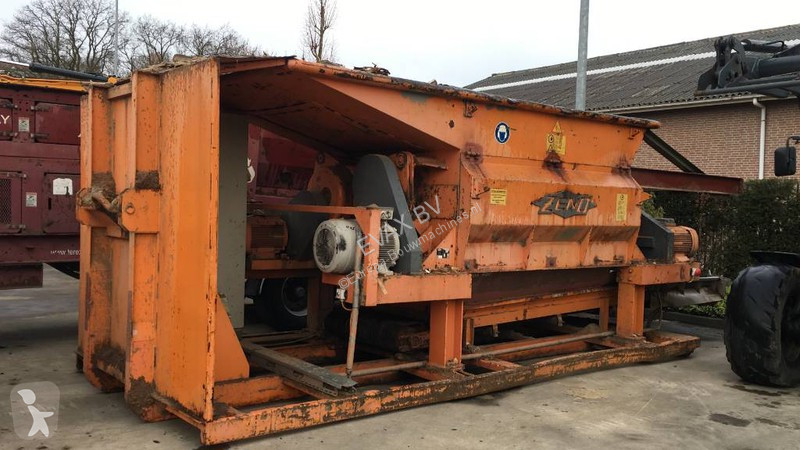 View images Zeno ZDV 2500 x 2000 hout schredder crushing, recycling