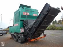 britadeira, reciclagem Jenz AZ 660 D