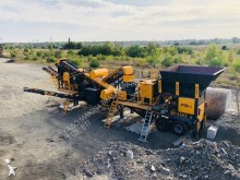 Fabo mck-65 concassage et criblage mobile pierre dur | mobile crushing & screening plant | granite-bazalte-gabbro- hard stone