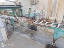 britadeira, reciclagem nc Weha	Head saw and conveyor belt