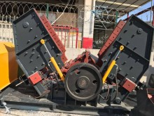 Fabo tk-65 tertiary impact crusher|crushing plant|concasseur a percussion tertaire|pret en stock fabrication de sable
