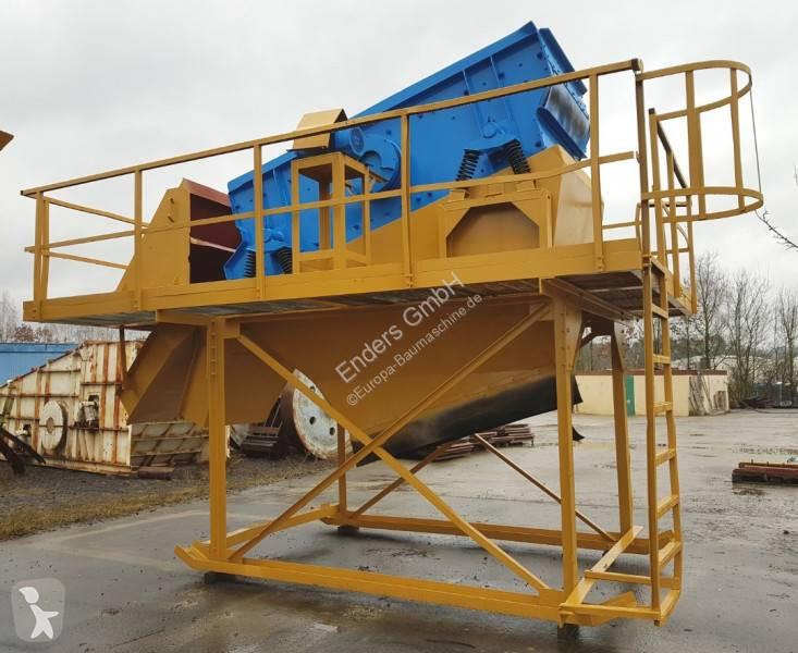 Vedeţi fotografiile Concasare, reciclare Främbs & Freudenberg Siebmaschine