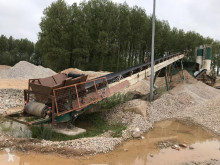 used conveyor crushing, recycling