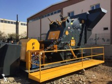 Fabo PDK-150 CONCASSEUR TURBO A PERCUSSION PRIMAIRE|PRIMARY TURBO IMPACT CRUSHER LIMESTONE