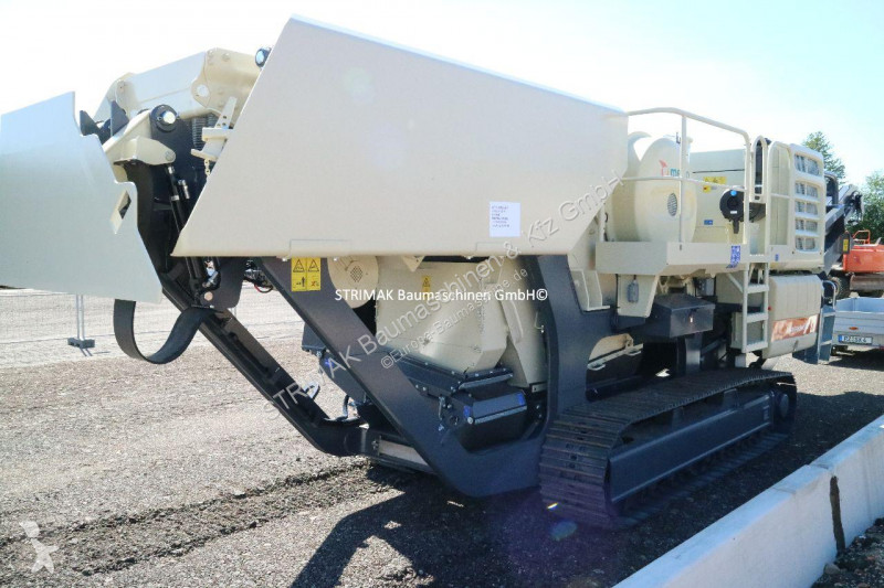 View images Metso Lokotrack LT 96 crushing, recycling