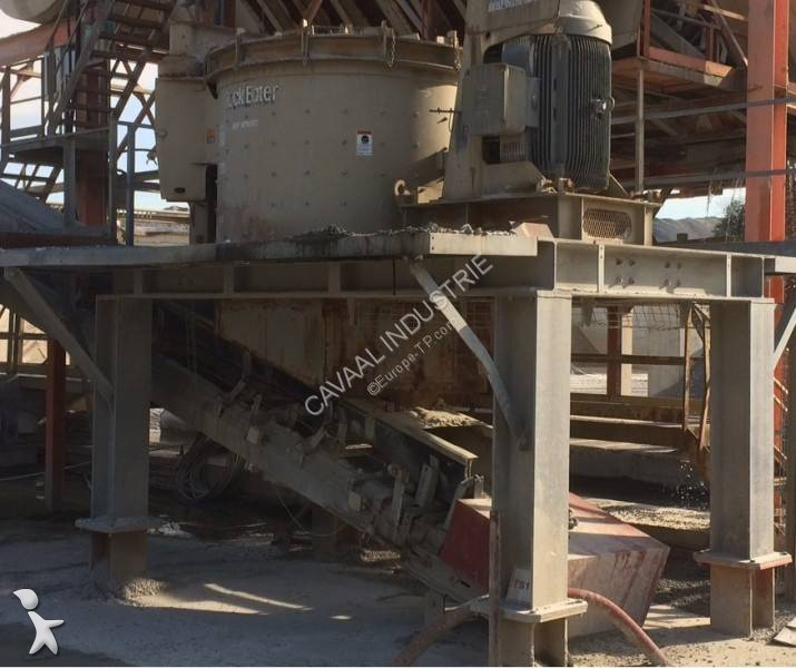 View images Rockster  crushing, recycling