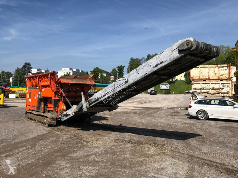 View images Arjes VZ 750 DK crushing, recycling