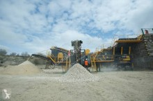 Fabo PRO-90 USINE DE CONCASSAGE&CRIBLAGE MOBILE| PRET EN STOCK|READY FOR DELIVRY MOBILE CRUSHING&SCREENING PLANT