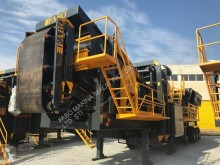 Fabo PRO-100 MOBILE CRUSHING&SCREENING PLANT READY IN STOCK|PRET POUR LIVREE MOBILE CONCASSAGE & CRIBLAGE