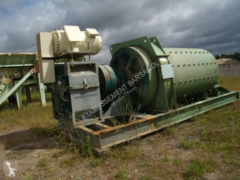 Vedeţi fotografiile Concasare, reciclare Dragon Broyeur à barres et boulets