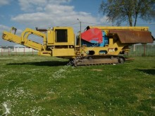 concasare, reciclare OM Track Concasseur sur chenilles