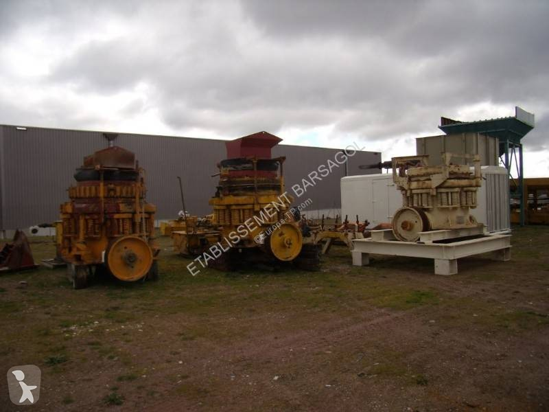 View images Bergeaud Giradisc 36 crushing, recycling