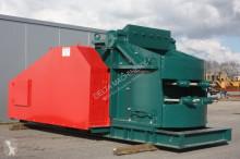 britadeira, reciclagem trituração usado