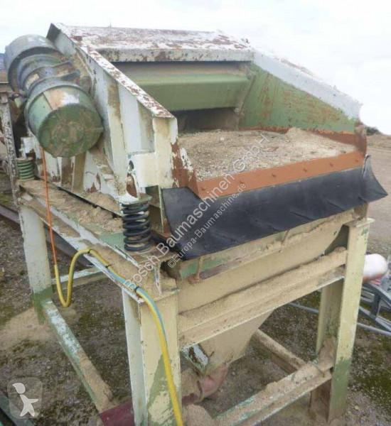 Vedeţi fotografiile Concasare, reciclare nc Drainage screen for fine sand