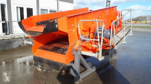 Terex waste shredder