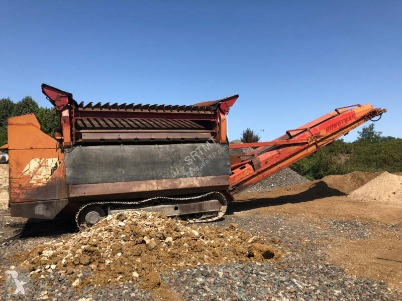 View images Extec ROBOTRAC crushing, recycling