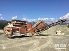 Finlay 693 crushing, recycling