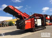 Hammel MMS150 crushing, recycling