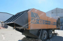Doppstadt AK 330S crushing, recycling