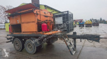 n/a Hoenkhaus mit Thermocontainer crushing, recycling