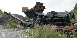 k.A. THOMA Asphalt milling crusher Brechen, Recycling