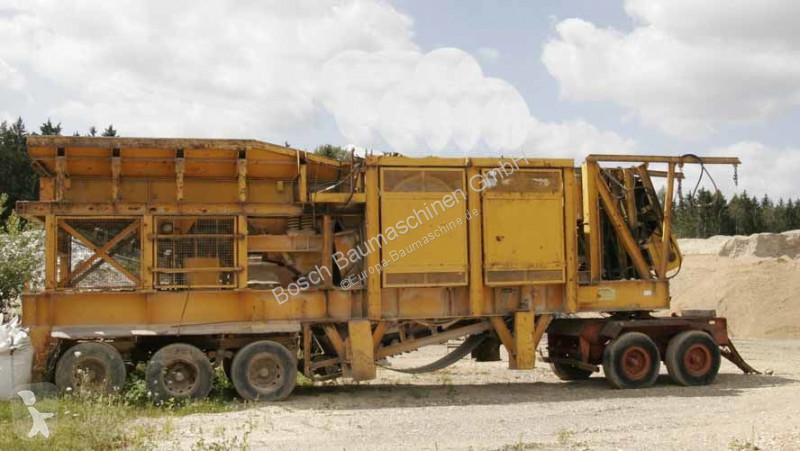 Vedeţi fotografiile Concasare, reciclare Pegson Jaw crusher 1100 x 650