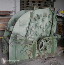 Hazemag APK103 crushing, recycling