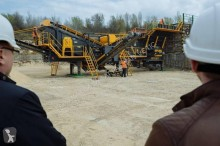 Fabo FABO CONCASSEUR A OCCASION MOBILE| MOBILE CRUSHING PLANT| CRUSHER PLANTS