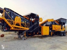 concasare, reciclare Fabo CONCASSEUR POUR FAIRE DU SABLE FABO MTK - 100|Mobile Crushing Plant| Crusher Plants**In Stock