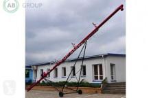 n/a POM Augustów Überladeschnecke/Screw conveyor T 447/1/Transporteu crushing, recycling
