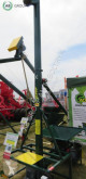 britadeira, reciclagem nc ADRAF Vertikalförderschnecke 8m/Vertical screw conveyor/Transpor neuf