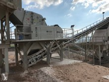 Fabo DMK-03 SERIES 250-350 TPH SECONDARY IMPACT CRUSHER***CRUSHING PLANT
