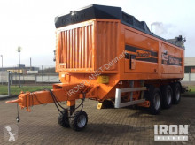 Doppstadt DW-3060 Mobile Shredder crushing, recycling