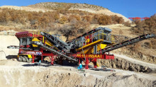 concasare, reciclare Fabo - MCK-60 MOBILE CRUSHING & SCREENING PLANT neuf