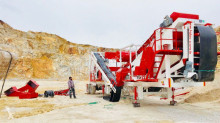 britadeira, reciclagem Fabo - MTK 130 MOBILE CRUSHING & SCREENING PLANT – SAND MACHINE neuf